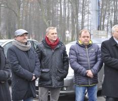 Otwarcie drogi w miejscowości Osieczna_6
