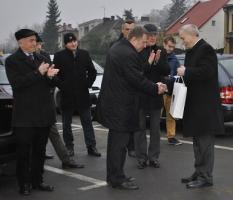 Otwarcie drogi w miejscowości Osieczna_9