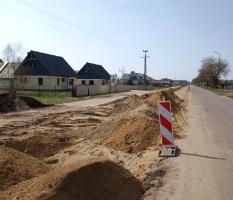 Przebudowa drogi powiatowej do Dąbcza_2