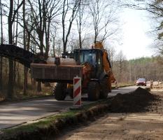 Przebudowa drogi powiatowej do Dąbcza_8